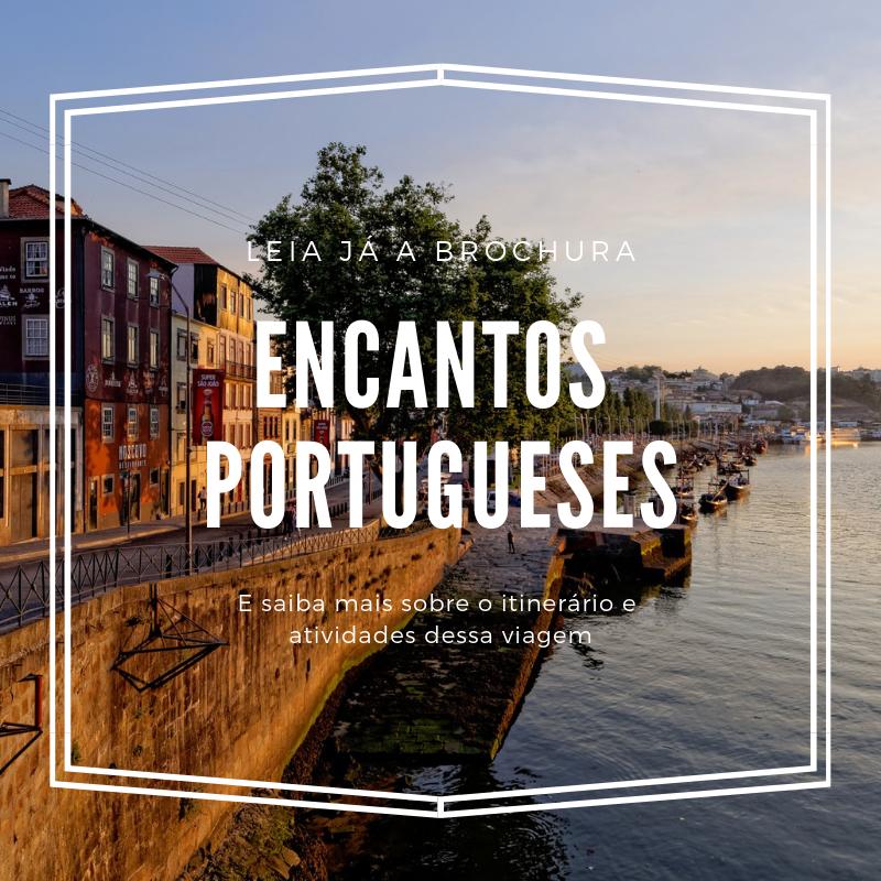 Brochura Encantos Portugueses