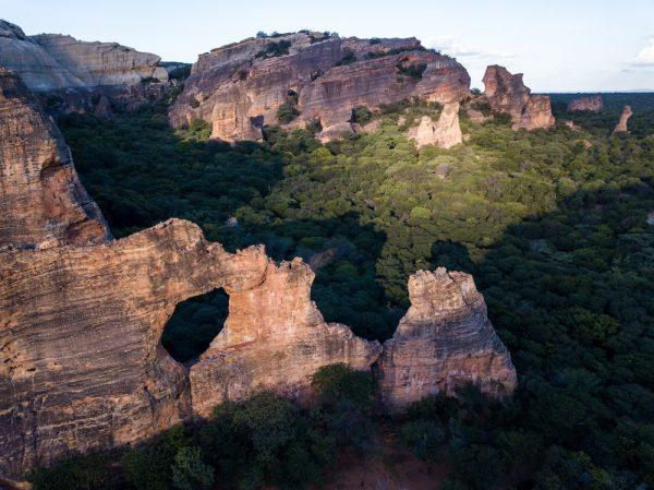 destaque Serra da Capivara